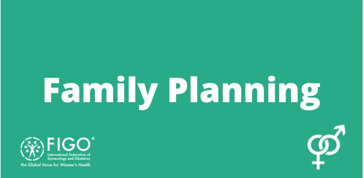 Currently 214 million women who want to avoid pregnancy have an unmet need for family planning. FIGO works to increase access to quality #contraceptive care and counselling.   #Familyplanning #contraception #womenshealth  Read more here:  https://t.co/Ye8ffbiHCr https://t.co/uW9avXcTAo