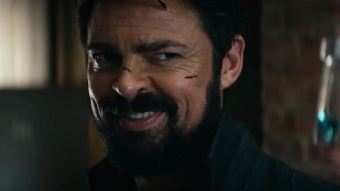 Watching THE BOYS recently and it suddenly hit me: Karl Urban should play Kraven the Hunter. https://t.co/lURZ5p8MPW