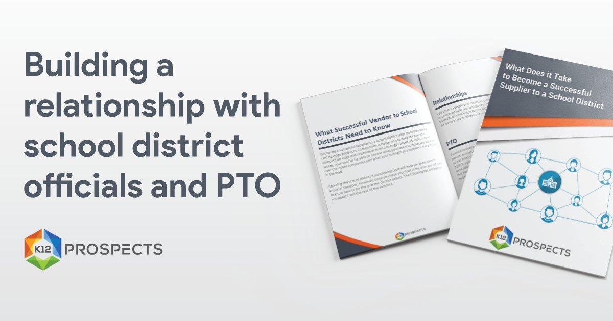 Building a relationship with school district officials and PTO https://t.co/0goMOLNrDL #EducatorFirst #educators #Educhat #Edweb #edwebinar https://t.co/NNceDCyRZA