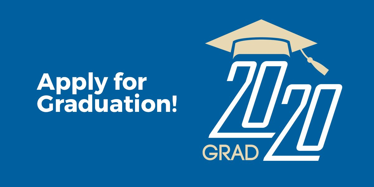 Graduating this Fall? 🎓  Start your graduation application here: https://t.co/QPCt1vWfOu   Deadline is November 6th.  #PVCCAZ #Graduation #Grad #Classof2020 #Apply https://t.co/r5hCSIr1gr