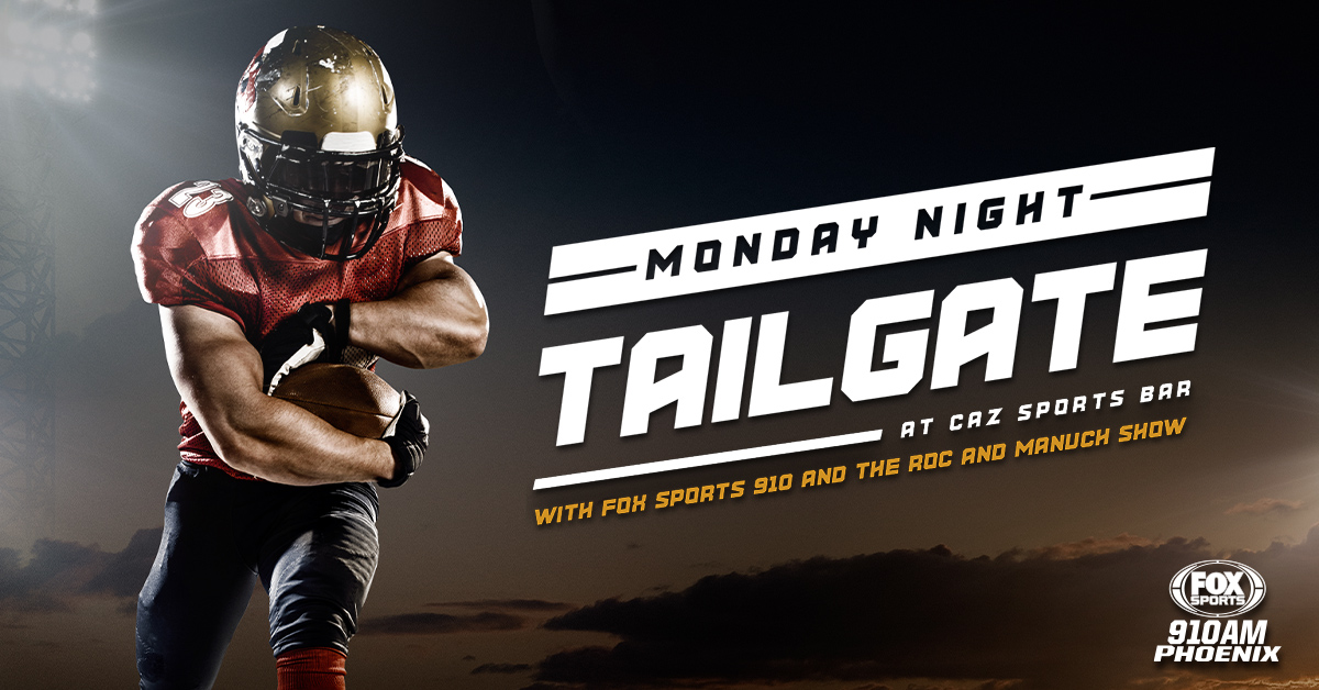 FOOTBALL IS BACK!! 🏈   Monday Night Tailgate at CAZ Sports Bar kicks off September 28! Cash prizes and beer specials. 😲🏆 🍻   Seating is limited to accommodate social distancing.   https://t.co/ZB3KgXgy71  #casinoarizona #casinoaz #cazsportsbar #scottsdale #mondaynight https://t.co/BziOKRtTGQ