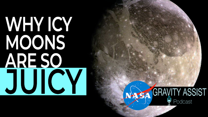 """""""I think if we find life... it would be different from what we know on our own planet.""""  In the new #GravityAssist, our Chief Scientist Jim Green & Dr. Athena Coustenis of @Obs_Paris explain why our solar system's icy moons fascinate astrobiologists: https://t.co/3kxb1a8UHk https://t.co/y9qeS3ZGdK"""