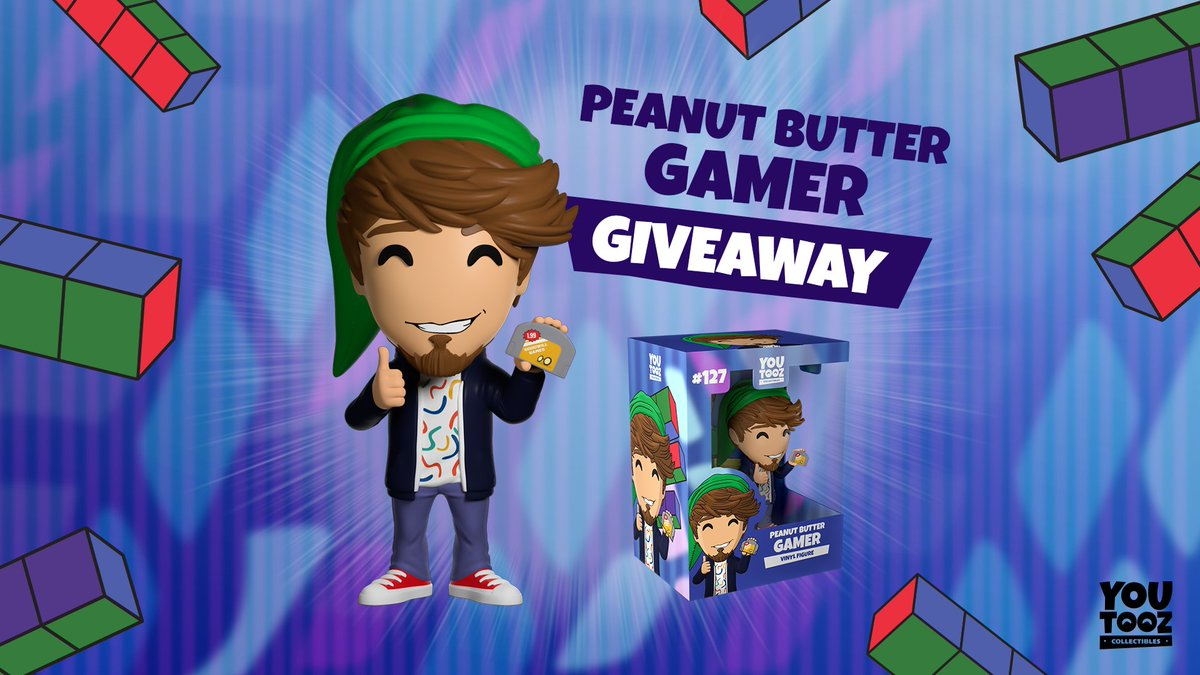 Were giving away some PBG youtoozs! RT and follow @youtooz for a chance to win. Ill pick a few people before the drop on October 2nd! =)