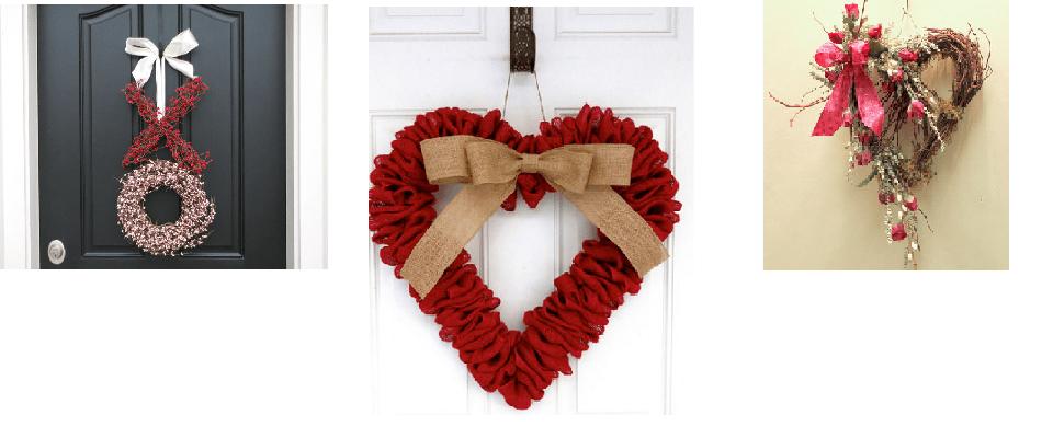 Valentine's Day Wreaths Make Lovely Valentine Home Decor https://t.co/ArLlsqyh2v https://t.co/KUMWFfT5G6