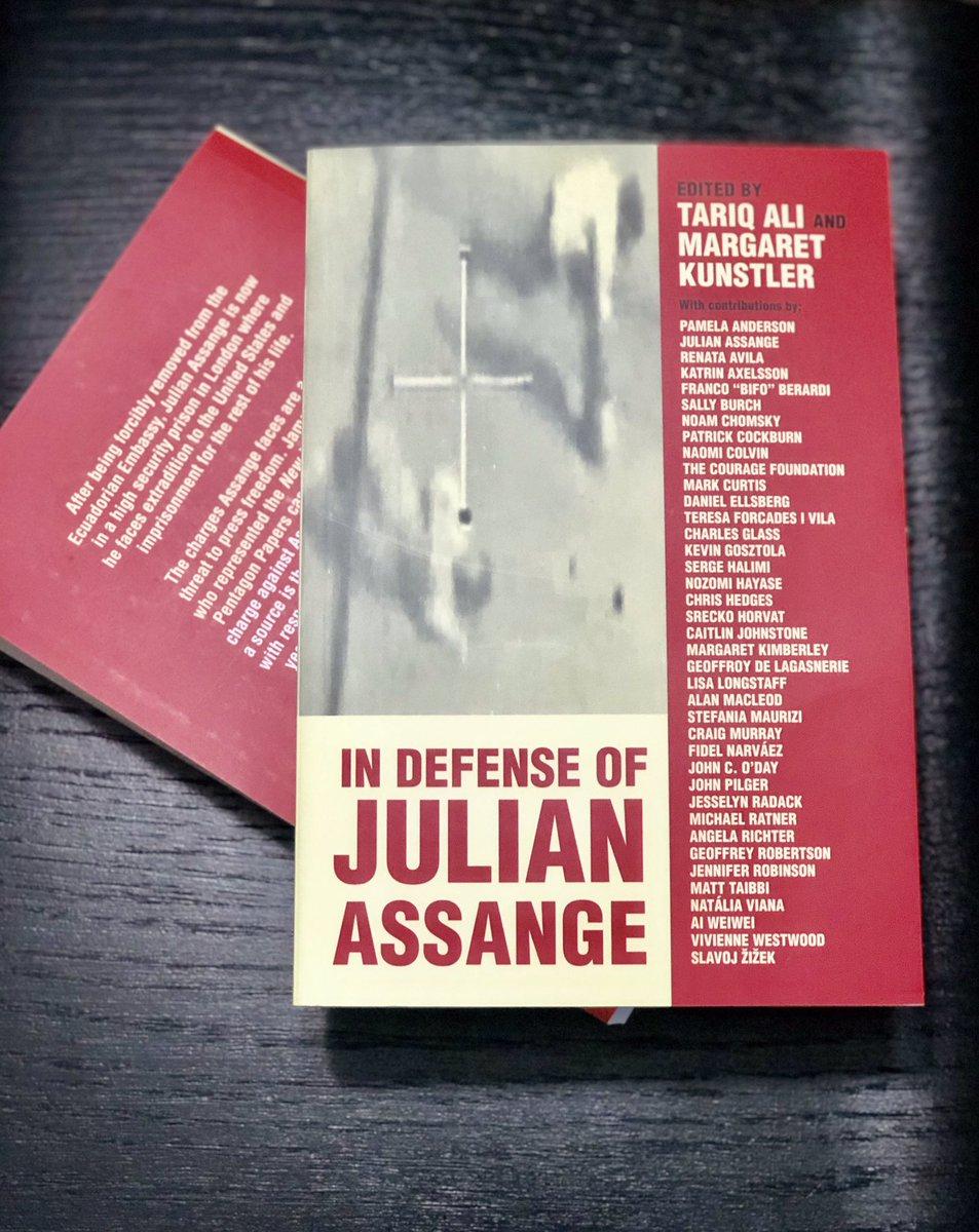 @haymarketbooks In Defence of Julian Assange