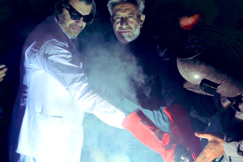 Mardan  UC Chamtar village Mian Gulzara 25 Sep 2020   Sui Gas opening with MPA Abdul Salam Afridi.  ماشاءاللہ https://t.co/hY1Q2kKBfh