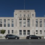 The F. Richardson Preyer Federal Building and Courthouse in #Greensboro, #NorthCarolina is an Art Deco style building built from 1931-33: https://t.co/v0x29Zm2PB #NationalNorthCarolinaDay