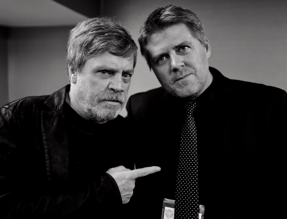 Happy Birthday to fellow September 25ther @HamillHimself - we were both born on the same day, are big fans of Zagnut bars, and neither of us have ever been in a Star Trek movie https://t.co/vsoRMA5gY1