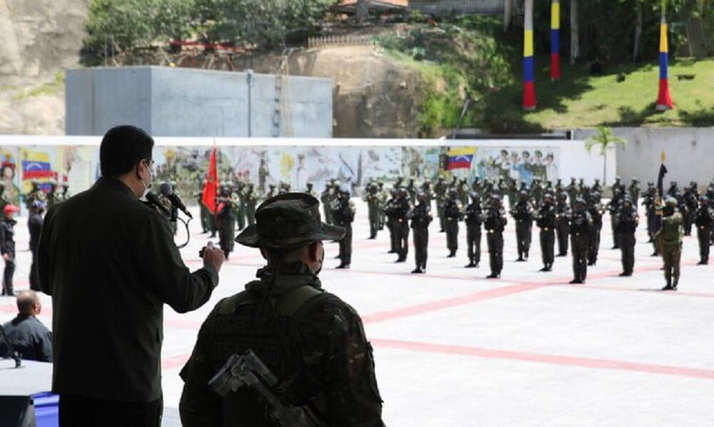 #Maduro anuncia creación de Consejo Científico Militar para fabricar #Armas - https://t.co/zxnxjNGEct  #SoyNuevaPrensa #Chavez #Militares #Venezuela #Featured #Venezuela https://t.co/WCeHQc4dlG