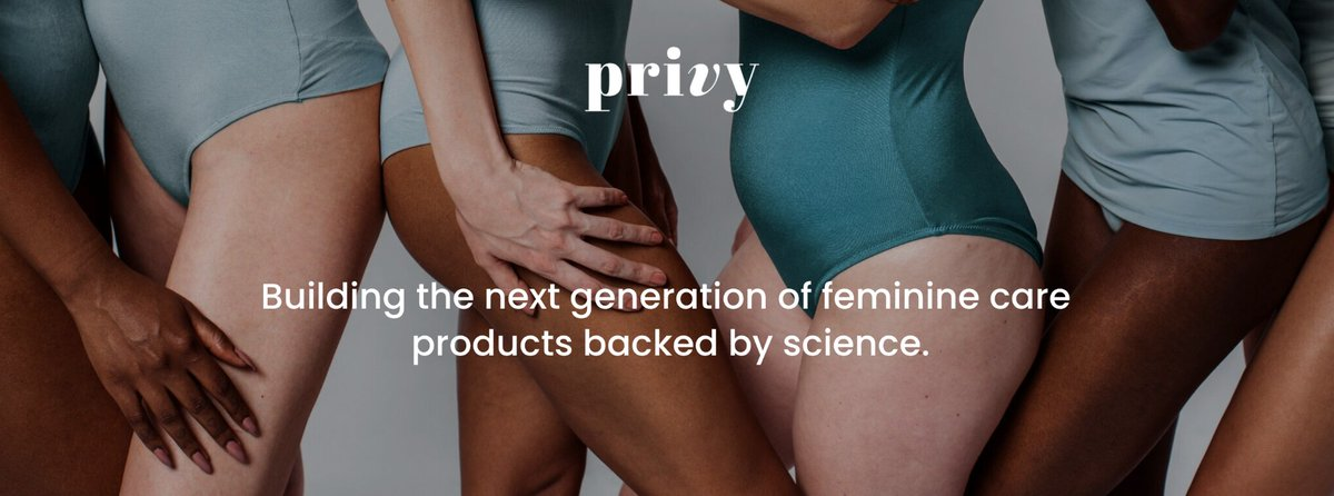🎉Join us in welcoming Evi Heilbrunn & @tjberryman from @PrivyWomen to our global army of Health Transformers! Privy is liberating the millions of women who have diminished their active lifestyle due to experiencing bladder leaks during everyday activities. 🏃‍♀️ https://t.co/LU5NvQKqYI
