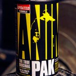 Image for the Tweet beginning: Released in 1983, Animal Pak