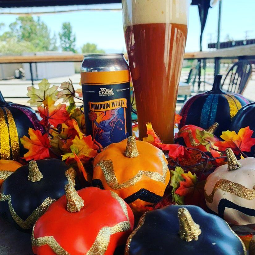 Today is the day! Fill-Up-Friday is here. The brewery is open 4:00 pm - 7:00 pm for cans, kegs, and growlers.   #spookyszn #Independentbeer #wolfcreekbeer #Craftbeer #craftnotcrap #lacraftbeer #seektheseal #gainthatgrain  @labrewers https://t.co/icvJKOZfI4