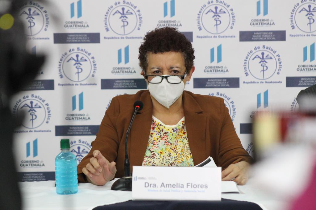 test Twitter Media - En ese sentido, Flores agrega que el objetivo del ministerio es enfocarse en la prevención para que se evite que haya pacientes graves.📸: José Orozco/LH https://t.co/gaxz5IeaZE