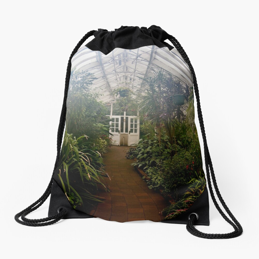 """Tropical House, Dunedin Botanic Garden, New Zealand"" Drawstring Bag and More by Douglas E. Welch  https://t.co/3B1XjS0cti  #travel #garden #gardening #botany #botanicgarden #dunedin #newzealand #bag #tote #products #forsale https://t.co/Bzhld4kfxC"