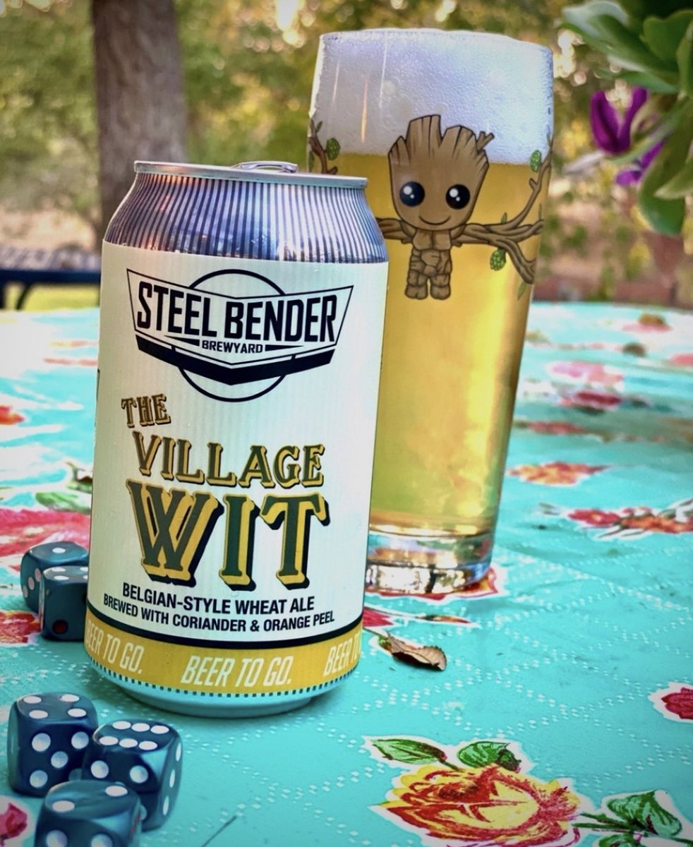 What will you be sipping this weekend?  We'll be enjoying one of our 2020 #GABF entries over a mean game if Farkle. #builttobrew #thevillagewit #nmbeer #nmcraftbeer #newmexico https://t.co/KghrLrDwg1