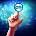 Image for the Tweet beginning: 😍We really like OKCash, best