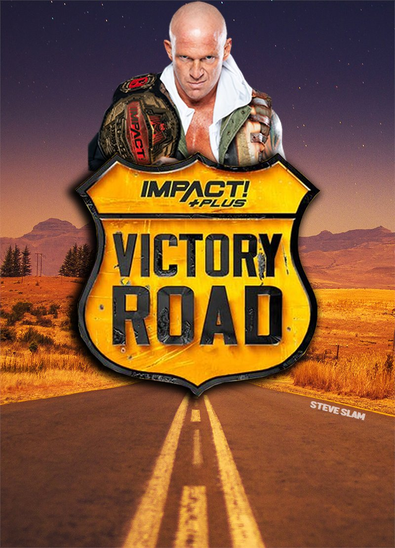 My edit for the next #VICTORYROAD #Impactwrestling with the #WorldClassManiac @TheEricYoung   cc @IMPACTWRESTLING @IMPACTOnAXSTV #IMPACTonAXSTV   #catch #wrestling #ericyoung #eddieedwards #rosemary #KOdivision https://t.co/vmMifsB03D