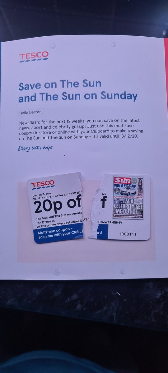 @Tesco do one sending me this crap #jft96 #LiverpoolFC https://t.co/k5Ct5j59f8
