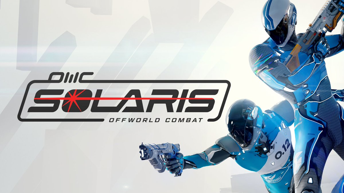 Suit Up, Log In, Game On: Solaris: Offworld Combat Launches on the Oculus Quest + Rift Platforms @firstcontactent @SolarisOWC // ocul.us/solaris