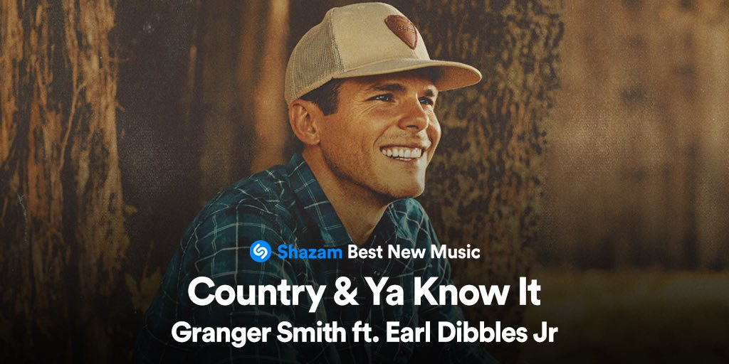 """You can find """"Country & Ya Know It"""" on the Best New Music playlist on @Shazam! Appreciate the love!! https://t.co/KPGDpCHOyV https://t.co/yGobKmNhQu"""