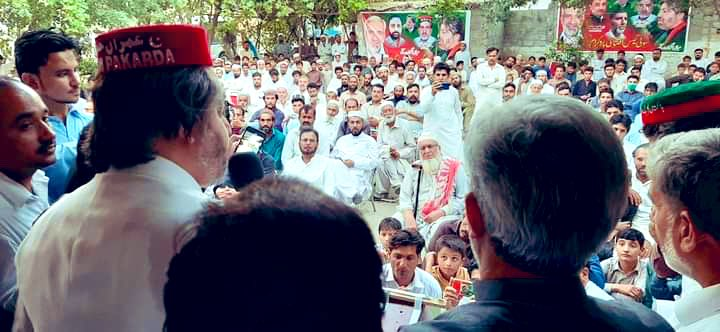 Mardan  25 Sep 2020   MashALLAH great Junoon in my Hometown Mardan today in PK53 Sui Gas opening with MPA Abdul Salam Afridi. https://t.co/xwbCTybnbo