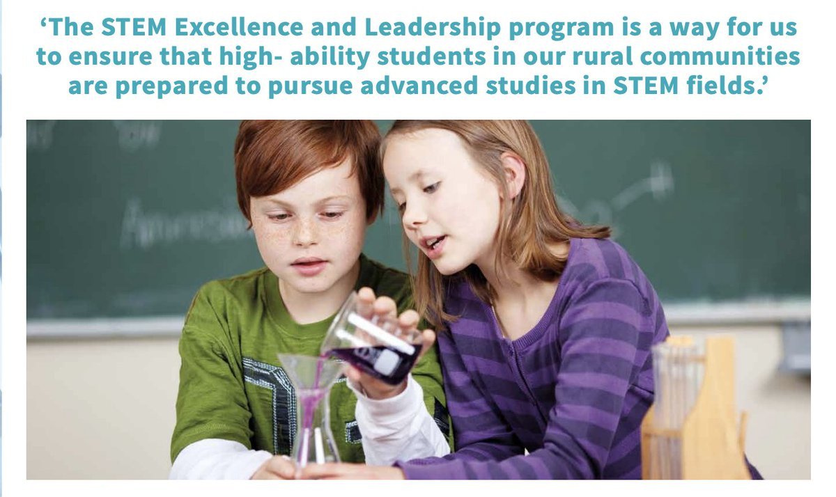 """""""Recognising Ss with great potential & supporting them in their academic endeavours is of utmost importance, particularly for disadvantaged children from rural areas or low-income families.""""  Our #STEMExcellence and Leadership program in @scientia_social! https://t.co/prsBWkQBLk https://t.co/PyGEatXoer"""