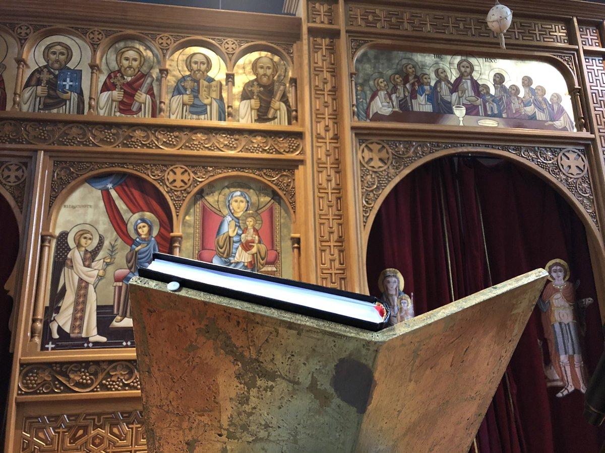 Koptisch-orthodoxe Kirche, München Κοπτική Ορθόδοξη Εκκλησία, Μόναχο  #κοπτες #μόναχο #münchen #munich #copticorthodox #kopten #koptischekirche https://t.co/Ir5uF2nXfT