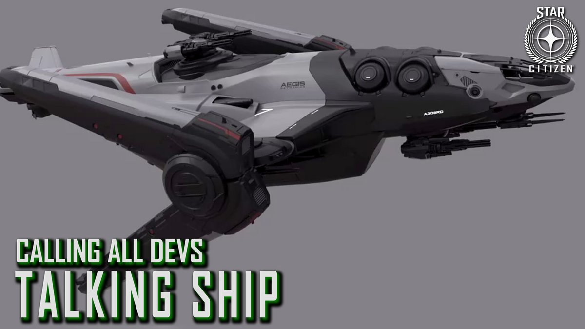 Vehicle Director John Crewe joins us to discuss ship related features including ship docking, physicalized armor, armor penetration and more in the Star Citizen Persistent Universe.  Watch now: https://t.co/RZhSaiRT2L https://t.co/L92QR8tdp0