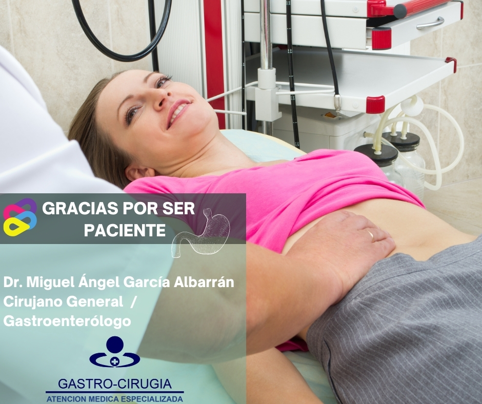 #graciasporserpaciente #gastroenterología  #endoscopia #colonoscopia  Citas: 998 845 3828 https://t.co/d89D5OlKMR