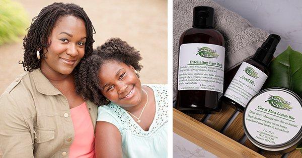 Black Mompreneur Creates All-Natural and Vegan Skincare Line to Soothe Her Daughter's Eczema https://t.co/4eTAqV2Liu #BlackGirlMagic #BlackGirlsRock #BlackOwnedBusiness #BlackOwned #BlackBusiness #Melanin #allnaturalgirls  #BuyBlack #eczema #Blacktwitter #blackexcellence #black https://t.co/Riz32U1zPT