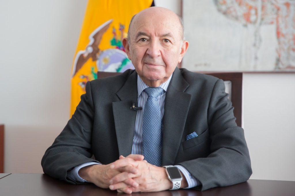 Canciller @LuisGallegosEc participó hoy en el evento 'Alianza por el Multilateralismo', como parte de las actividades que la delegación ecuatoriana cumple durante la semana de Alto Nivel del 75° período de sesiones de la Asamblea General de la ONU ➡️ https://t.co/jfoyusgPmS #UNGA https://t.co/lVpVjGdmuU