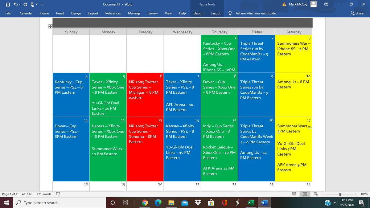 October 1st-17th Stream Schedule on Twitch and yes there are a lot of double stream days and even a triple-stream day. #Twitch #TwitchStreamers #TwitchAffilate #twitchaffiliate #XboxOne #iPhone6s #PS4 #Grinding #MelskiSharks #StreamSchedule #October https://t.co/C4WgeSWUwC