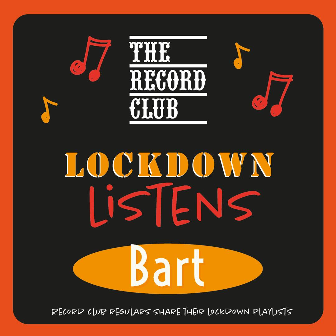 While 2020 might have temporarily scuppered our monthly nights & fairs, our regulars have still been listening to music! So we asked them to reveal some of their #lockdownlistens Next up is Bart. What do you think of his choices? Do let us know! https://t.co/LaGMuq2EQB