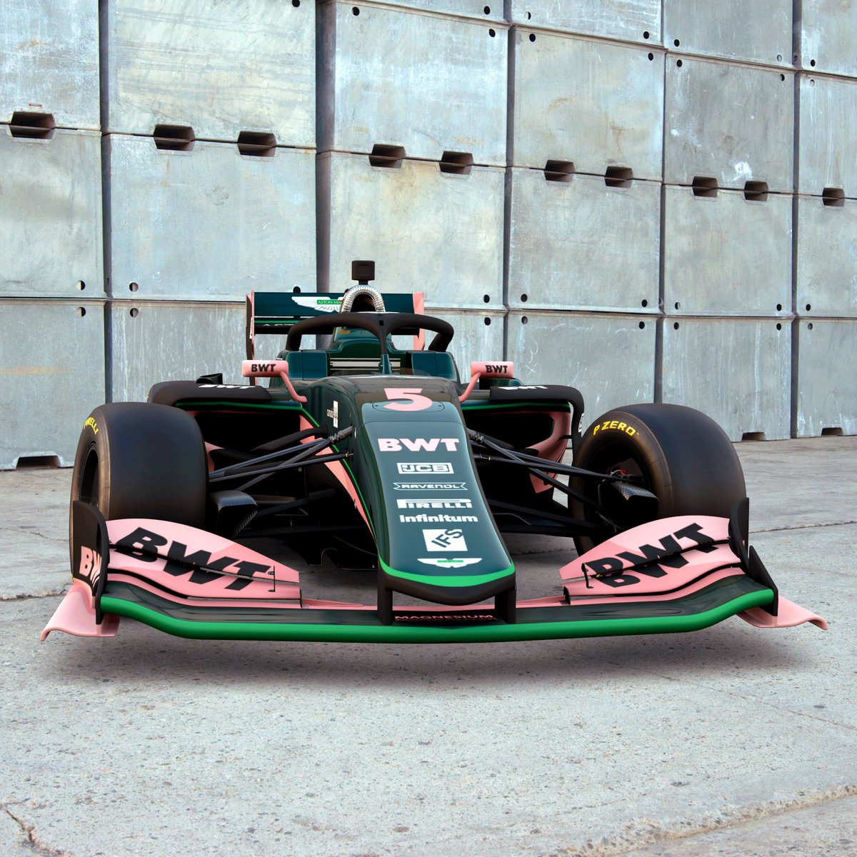 Tom Bellingham On Twitter So According To Reports Aston Will Be British Racing Green Next Year But Bwt Want Plenty Of Pink Still Introducing The Watermelon Https T Co Uvhdawbr8v