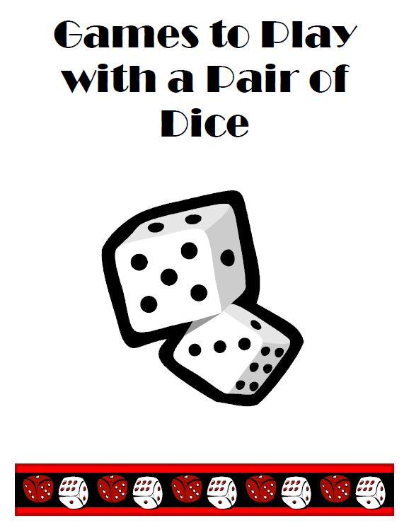 Free booklet of math games that require only a pair of dice! https://t.co/rAcryYgTRE https://t.co/7FDDmE8v7E