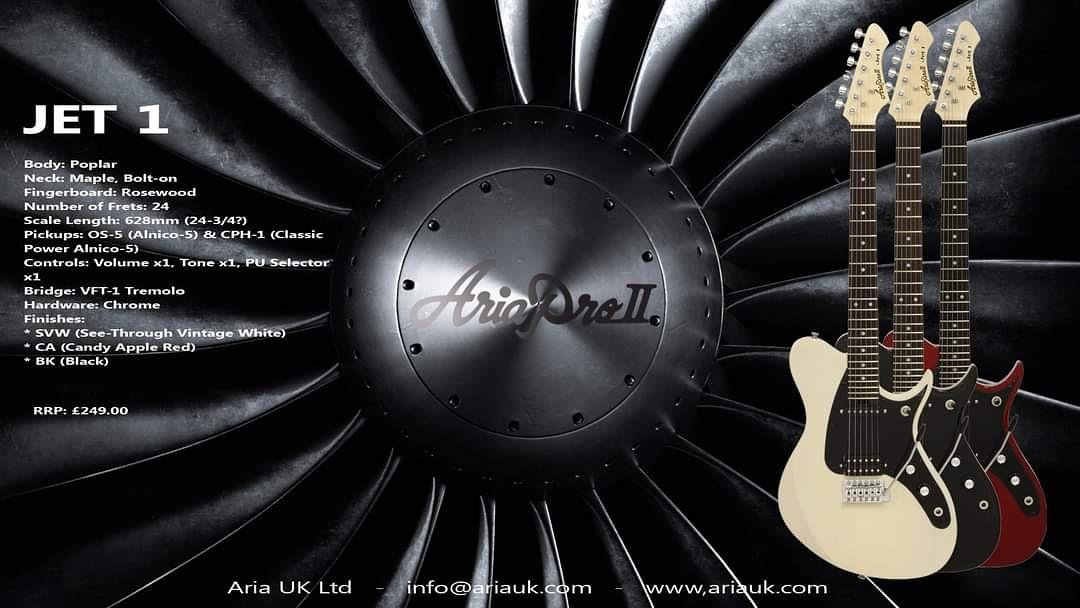 ARIA Guitars (@ARIA_Guitars) | Twitter