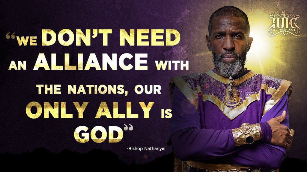"""""""We don't need an #Alliance with the Nations, our only #Ally is #God! #Israel #Wisdom #Counsel #Leadership #IUIC https://t.co/o1XBRZwPJ6"""