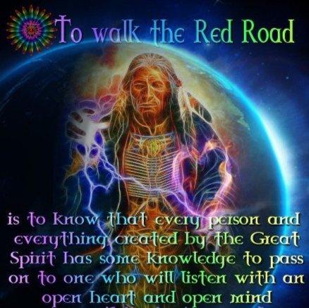 True story! 💙💚💗💛..... #Love #Love #Love fierce #Love... #Navajo #Wisdom #GreatSpirit https://t.co/lwuI3XVrnV