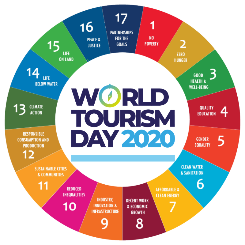 """We have an unprecedented opportunity to transform the relationship of the tourism sector with people, nature, the climate & the economy.""  -- @antonioguterres on Sunday's World Tourism Day. https://t.co/J2ANkFJEMP #WTD20 #GlobalGoals https://t.co/pd8pEl5Vlp"