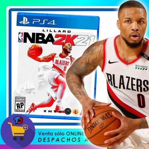 NBA 2K21 Para PLAYSTATION 4 $ 49.900 Despacho a Domicilio Santiago y Regiones Comprar aca… https://t.co/PebM8Qoyuw https://t.co/nBuueCMG8L