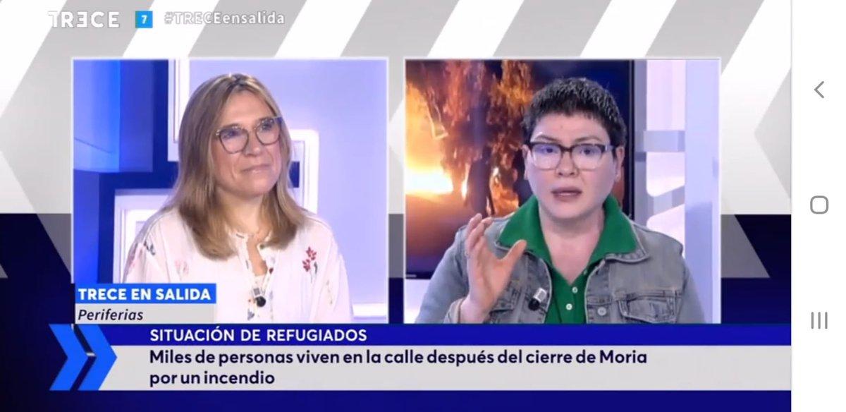 Entrevista, Moria, Lesbos    https://t.co/vvVR59Ge2b https://t.co/C3rez1PAOI