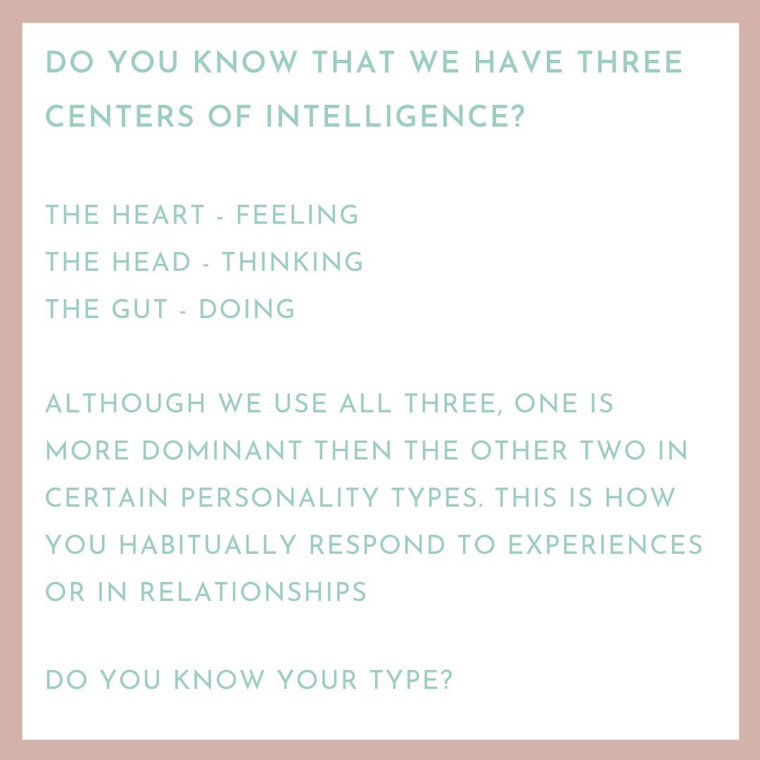 """One of the biggest miscommunication issues people have is that they process information differently through their center of intelligence. Examples; Some will need to, """"think about it"""", others need to know, """"how do I feel about that?"""" and others want to know """"what do I need to do? https://t.co/jqjyAkrYOG"""