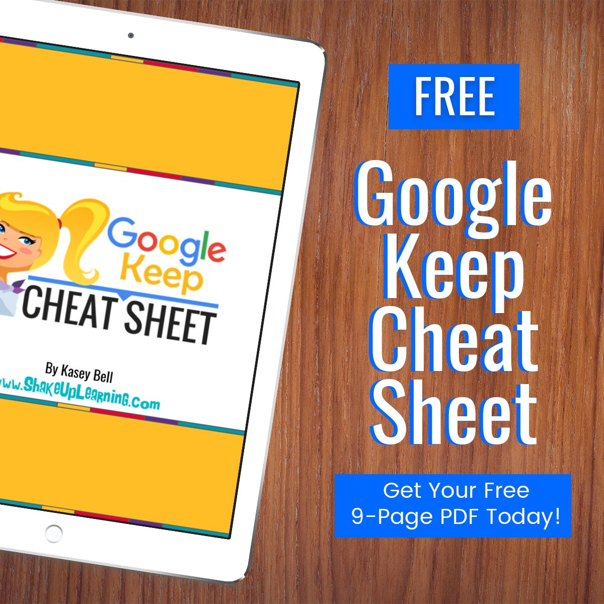 Are you interested in a cheat sheet of #Google Keep?   Look no further! Click on the link below to download! #edtech #edchat #gsuiteedu #googleclassroom #shakeuplearning #teaching #k12  https://t.co/xm28bQEoi2 https://t.co/lDqKndwrhf