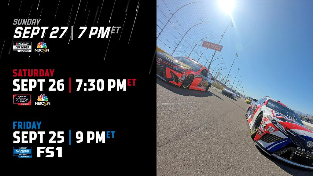 One more weekend of racing on TV until @NASCAR returns to Talladega! Tune in tonight to FS1 at 8:00 PM CT.