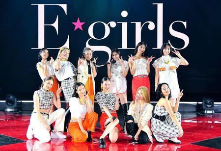 【記事】E-girls 配信ライブ Happinessとスダンナユズユリー初出演第1弾とはまた違った角度から、歴史を感じさせるライブを展開した。