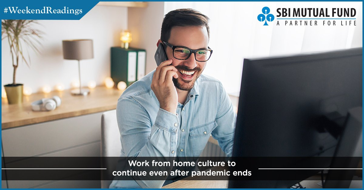Read how the work from home culture has worked well and many companies will continue with the system even after the Coronavirus pandemic ends: https://t.co/swQzxunSb5 #WeekendReadings https://t.co/ugikS0bO9b