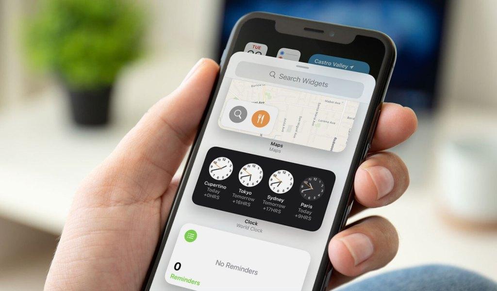iPhoneのホーム画面カスタマイズアプリがiOS 14リリース以降、インストール数激増