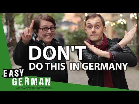 7 More Things NOT to Do in #Germany | #EasyGerman 354: https://t.co/pPa4knmdnE #Deutschlernen https://t.co/T7x2qBNtA1
