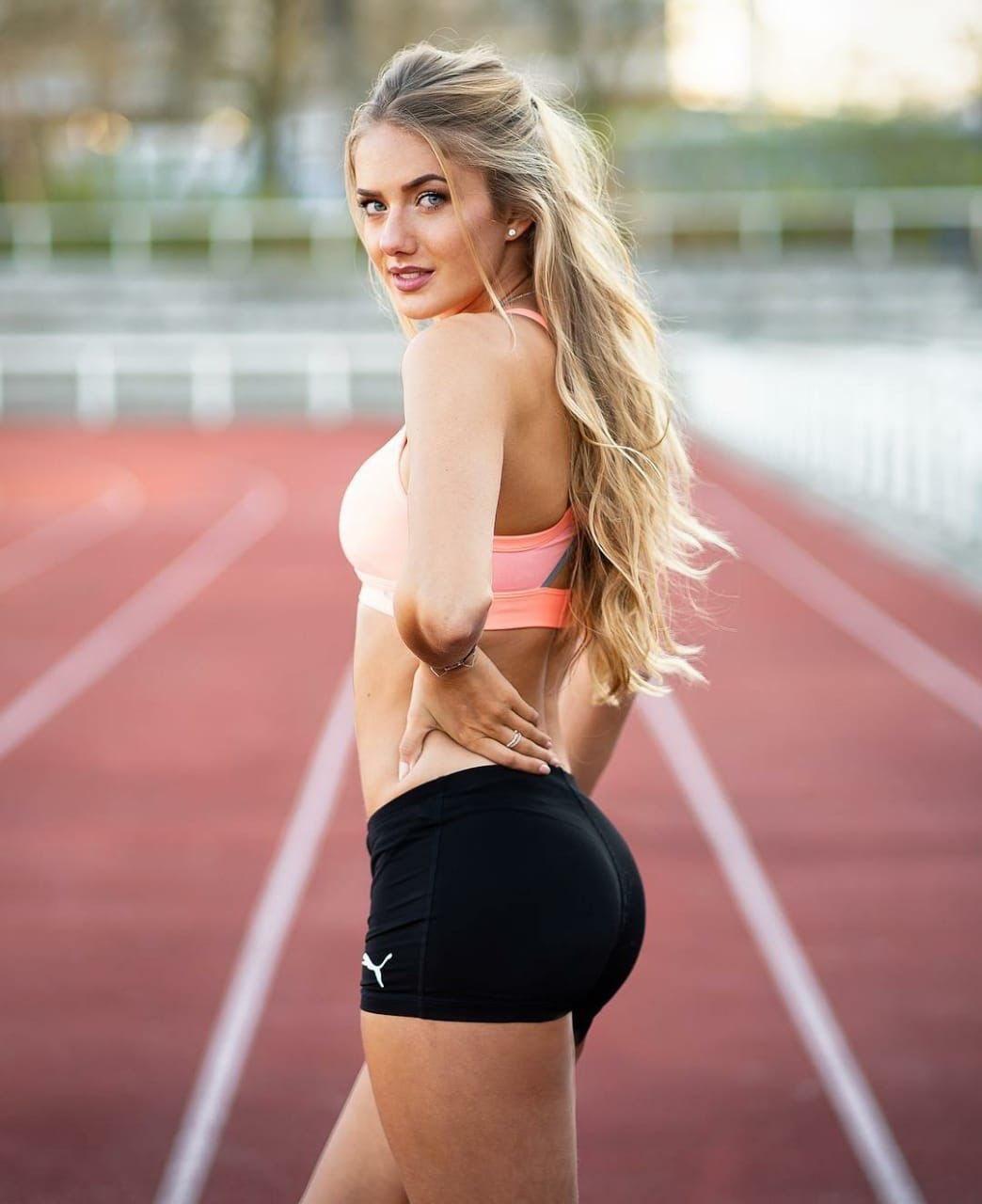 Borussia Dortmund Fitness Trainer Alica Schmidt Inkhel Com