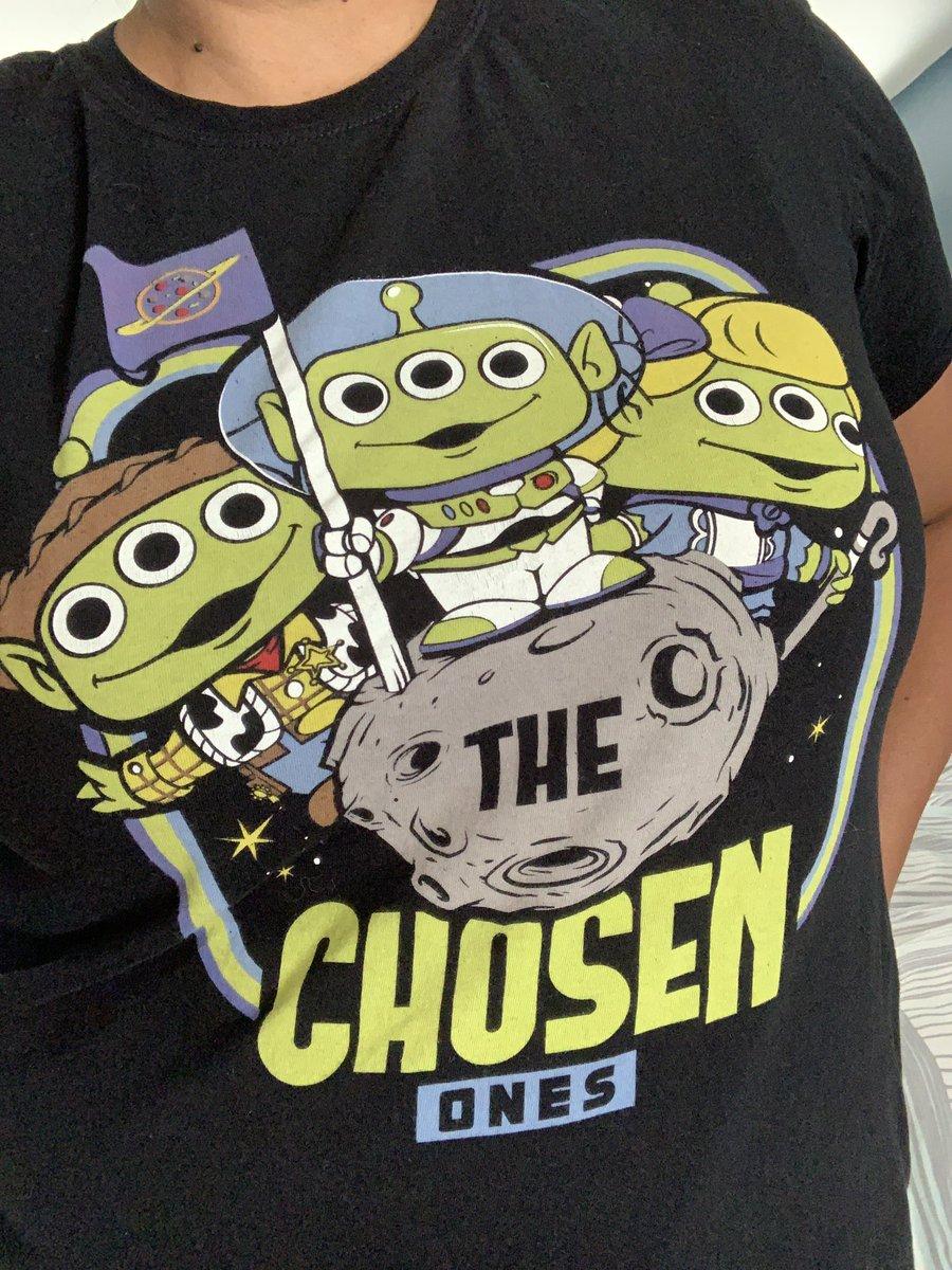 @OriginalFunko: RT @evalicious25: It's Friday! Are you one of The Chosen Ones? @OriginalFunko #FunkoFashionFriday #AlienRemix #ToyStory4 #NerdsUnite #TuffLove https://t.co/lvkRyhqw9W